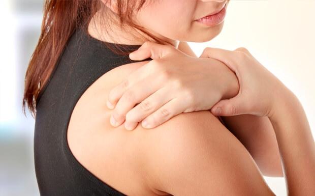 dor no ombro